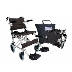Aidapt 輕攜式摺合輪椅